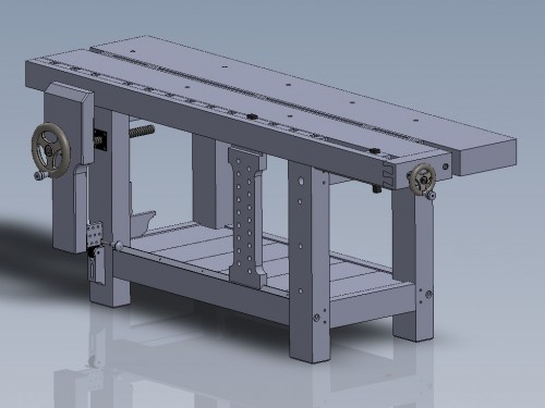 Plan Benchcrafted Roubo v1