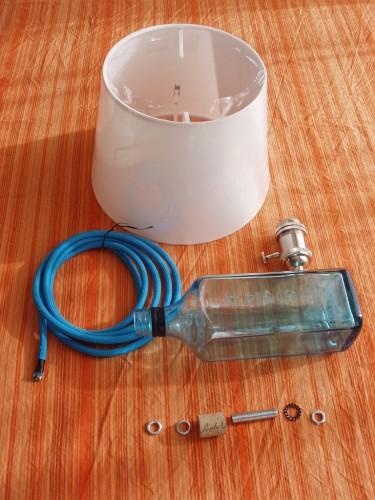 Componentele necesare pentru veioză