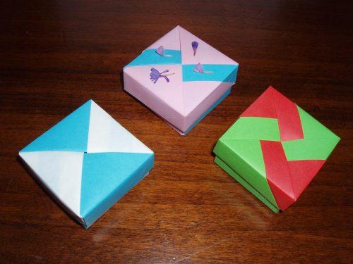 Prelucrarea lemnului foarte subțire - origami