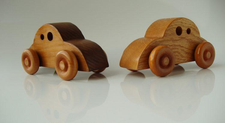 Stejar vs. molid băițuit